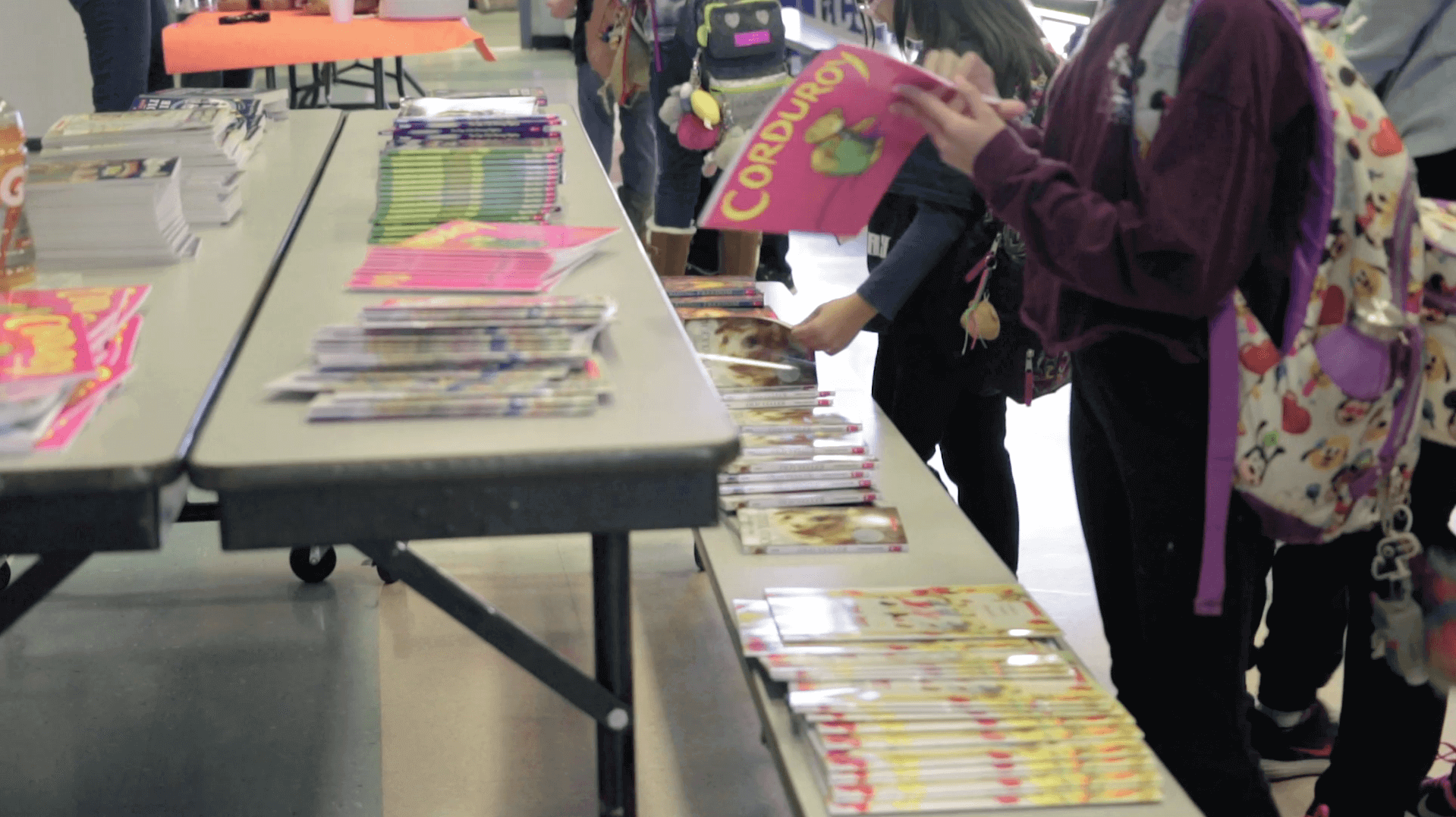 Lucille S. Rogers Elementary School Books and Breakfast Sponsorship