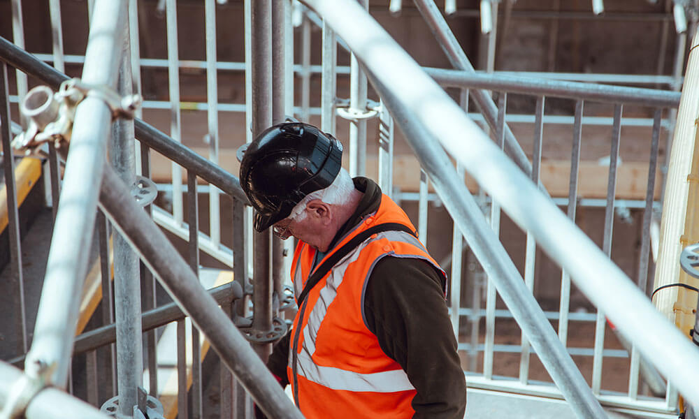 Construction Worker - Construction Accident Lawyer