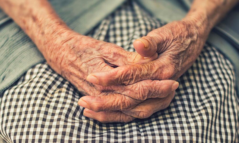 Elderly Hands - Nursing Home & Elder Abuse Lawyer