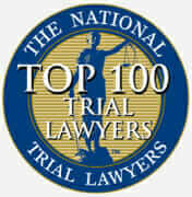 The National Trial Lawyers - Top 100 Trial Laywers